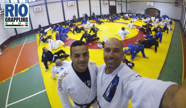 Rio Grappling Club International (English Article)