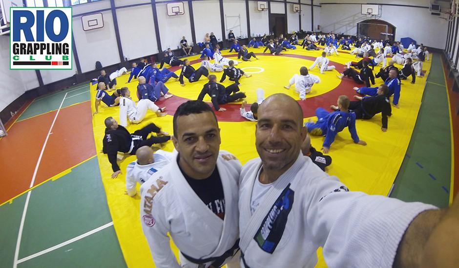 Rio Grappling Club International (English Article)